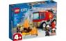 Lego City: Wóz strażacki z drabiną (60280) Wiek: 4+