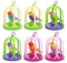 Digibirds Ser. 2 Śpiewający ptaczek w klatce DUMEL (S88253)