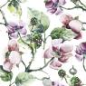 Serwetka Pink Wild Roses SDL089500