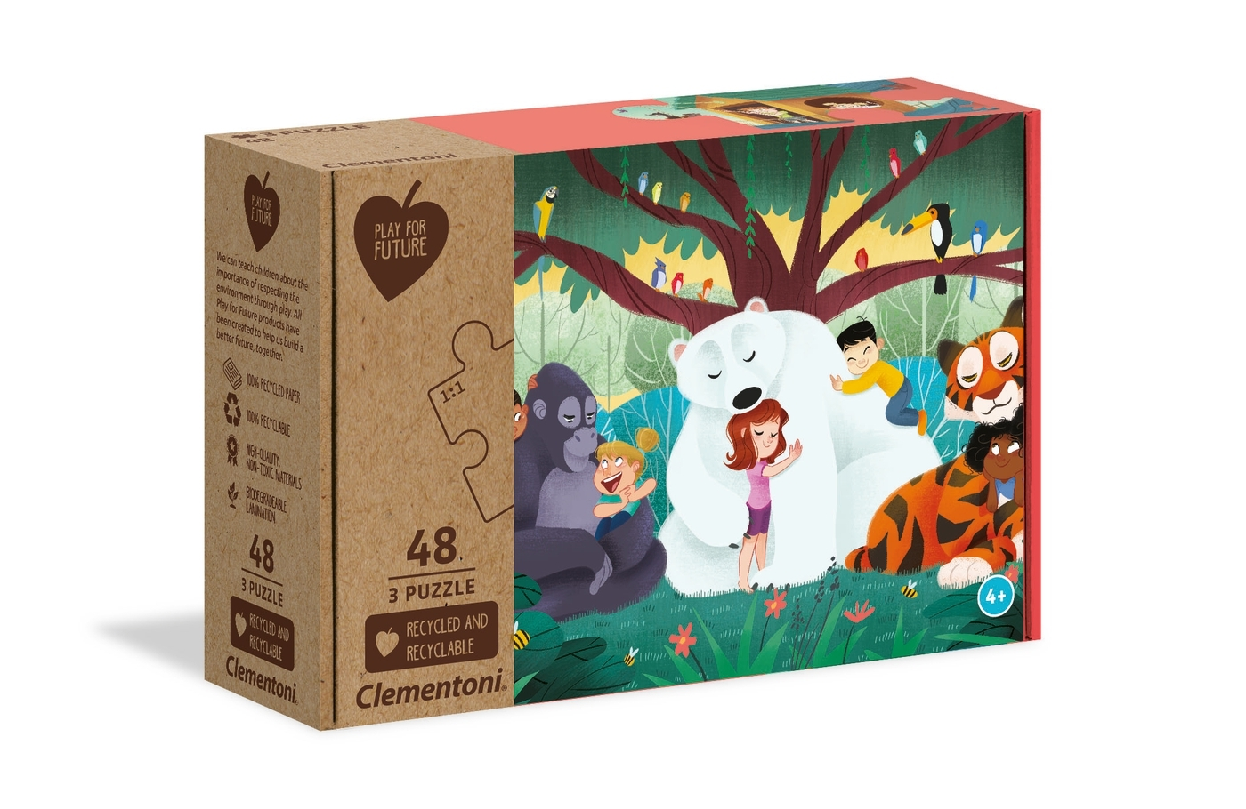 Puzzle Play for Future 3x48: Fantasyland (25253)