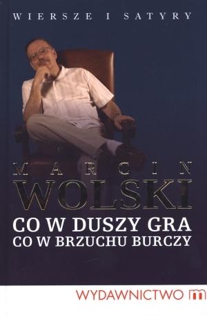 Od serca Wiersze i satyry Wolski Marcin