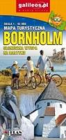 Mapa turystyczna - Bornholm 1:45 000 w.2017 praca zbiorowa