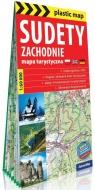 Sudety Zachodnie mapa foliowana turystyczna 1:60 000