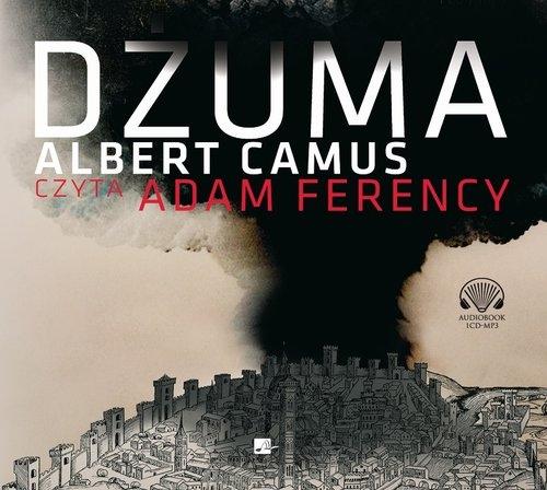 Dżuma (Audiobook) Albert Camus
