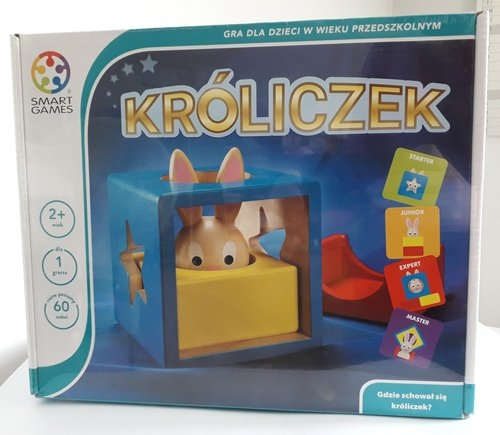 SMART GAMES Króliczek