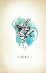 Alicja w Krainie Czarów Lewisa Carrolla. Kalendarz 2019