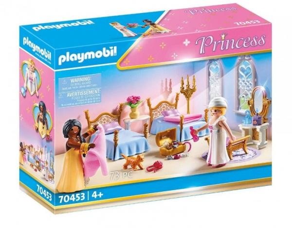 Zestaw z figurkami Princess 70453 Sypialnia księżniczek (70453)