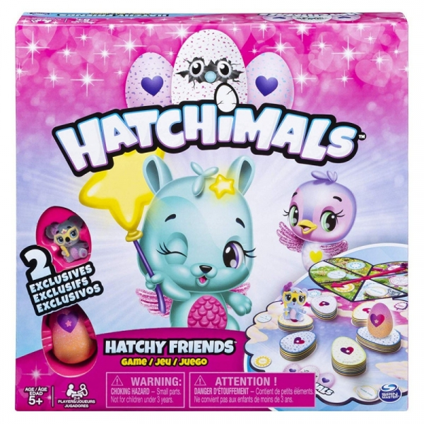 Gra HATCHIMALS Przyjaciele (6046203/20106566)