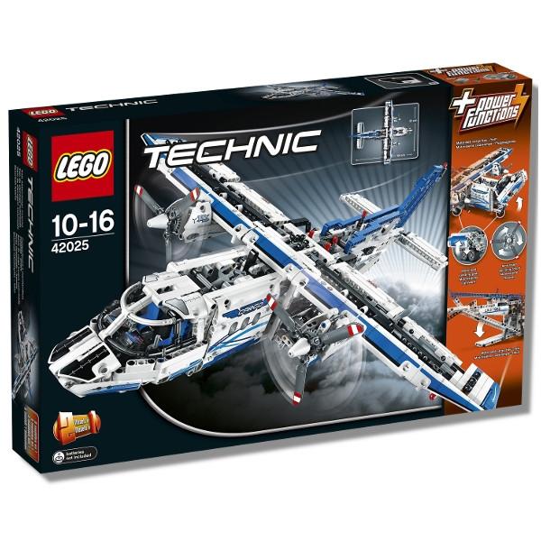 LEGO Technic Samolot transportowy (42025)