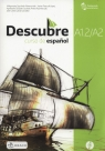 Descubre A1.2/A2 Curso de espanol + CD
