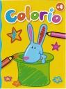 Colorio dla czterolatków