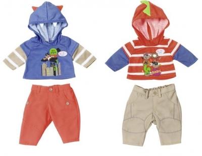 Baby born - Kolekcja chłopięca - 2 rodzaje
