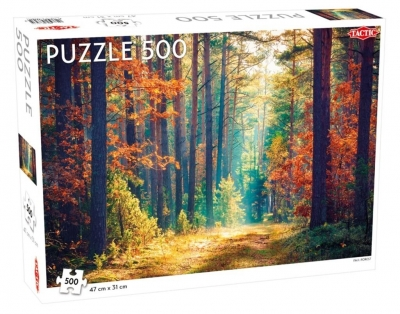 Puzzle Fall Forest 500