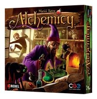 Alchemicy (97006) Kotry Matus