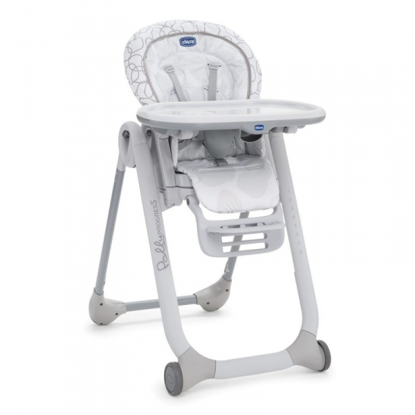 Krzesłko Polly Progres5 Grey (07079335470000)
