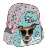 Plecak szkolno-wycieczkowy 12 trójkątny Dog
