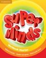 Super Minds Starter Workbook Puchta Herbert, Gerngross Gunter, Lewis-Jones Peter
