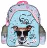 Plecak szkolno-wycieczkowy 12 trójkątny - Dog