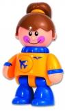 Pierwsi przyjaciele - Tola stewardessa (89953)