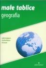 Małe tablice Geografia