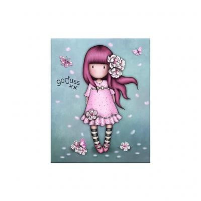 Karteczki Samoprzylepne - Gorjuss Sparkle & Bloom