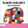 Elmer i kolory McKee David