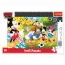 Puzzle ramkowe 15: Mickey na wsi (31353) Wiek: 3+