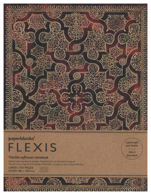 Notatnik Mystique Flexis Ultra linia