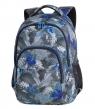 Coolpack - Basic Plus - Plecak szkolny - Blue Hibiscus (84536CP)