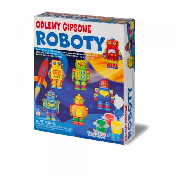 Odlewy gipsowe. Roboty (4653)