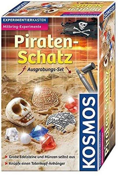 Zestaw archeologiczny Skarb Piratówv
