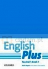 English Plus 1A TB Diana Pye, Ben Wetz, Jenny Quintana