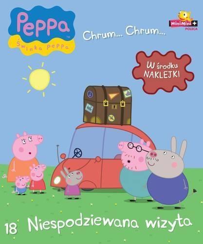 Świnka Peppa Chrum Chrum 18 Niespodziewana wizyta