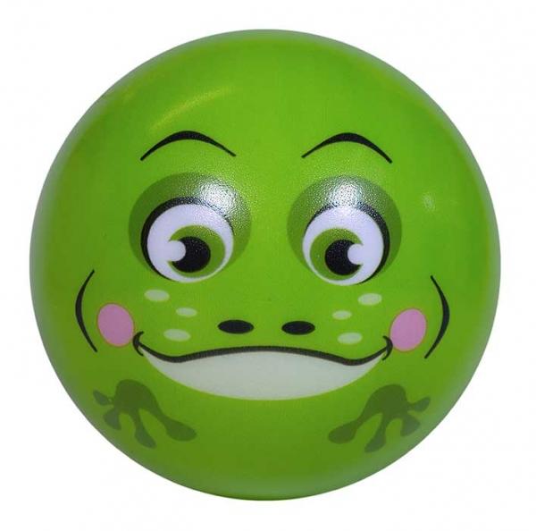 Piłka Zmyłka Zwierzaczki - Żaba
