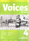 Voices 4 Workbook + CD