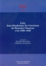 Listy Jana Baudouina de Courtenay do Henryka Ułaszyna z lat 1898-1929