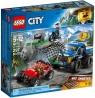 Lego City: Pościg górską drogą (60172) Wiek: 5-12 lat