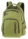 Coolpack - Break Snow - Plecak Młodzieżowy - Lime/Silver (90537CP)