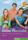 Beste Freunde B1.1 KB wersja niemiecka HUEBER praca zbiorowa