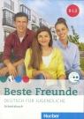 Beste Freunde B1.2 AB + CD wersja niemiecka HUEBER praca zbiorowa