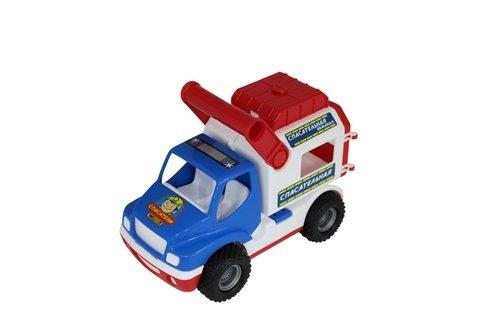 ConsTruck straż pożarna samochód w siatce