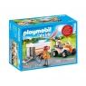 Playmobil City Life: Quad ratowniczy z przyczepą (70053)