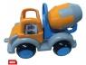 Pojazd betoniarka z figurką Jumbo Edi