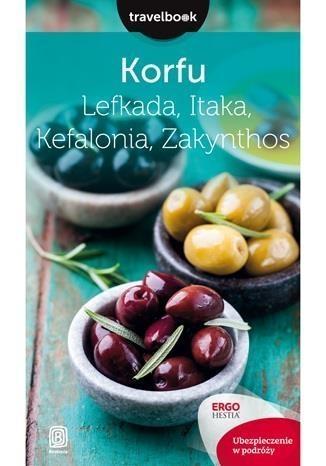 Korfu Lefkada Itaka Kefalonia Zakynthos Travelbook Korwin-Kochanowski Mikołaj, Snoch Dorota