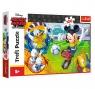 Puzzle 100: Myszka Miki na boisku (16353)