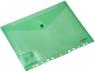 Teczki kopertowe Titanum A4 zielony 180um (TKP4GRT)