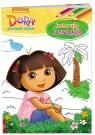 Dora poznaje świat Koloruję rozwiązuję
