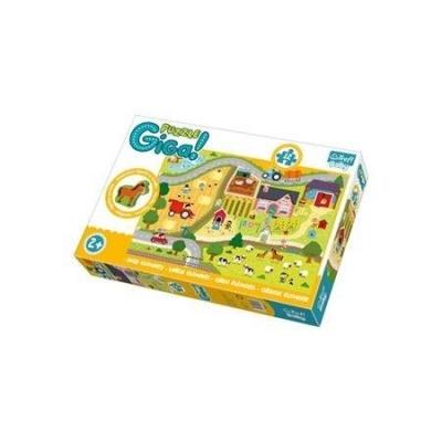 Puzzle Gigantic Wieś 12