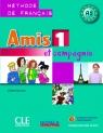 Amis et compagnie 1 +CD audio (podręcznik wieloletni - Gimnazjum)