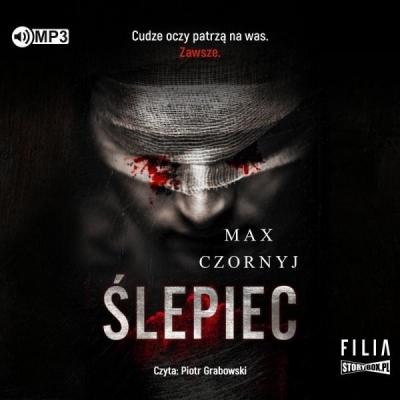 Ślepiec audiobook (Audiobook) Max Czornyj